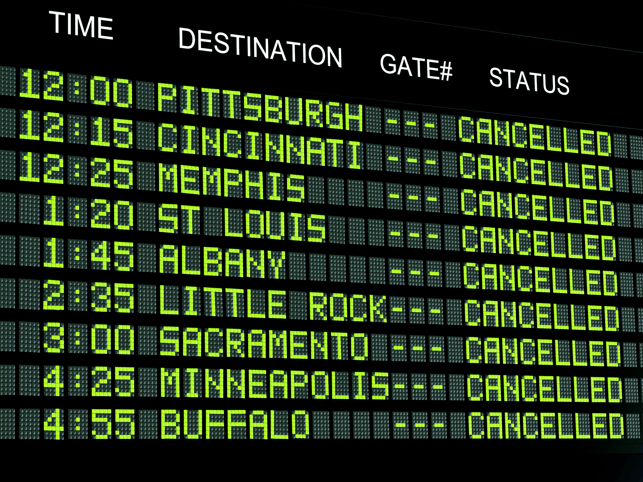 Here's how United and other airlines became atrocious behemoths